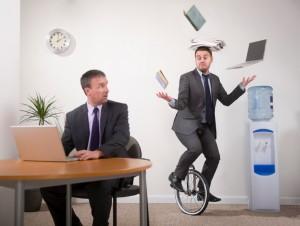 como a sua empresa vai se comportar